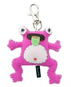 Pinkie Pirate Baby Plush